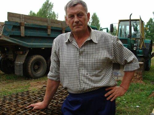 прораб А.И.Козлов