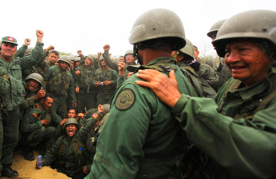 Venezuela Chavezs Militia