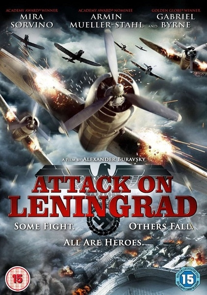 ��������� / Attack on Leningrad / Leningrad (2007/DVD)