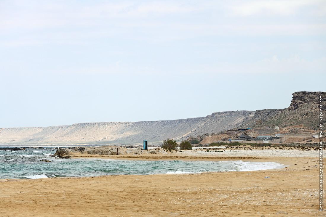 Казахстан Каспийское море