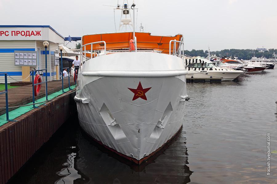 яхта «Зебра»