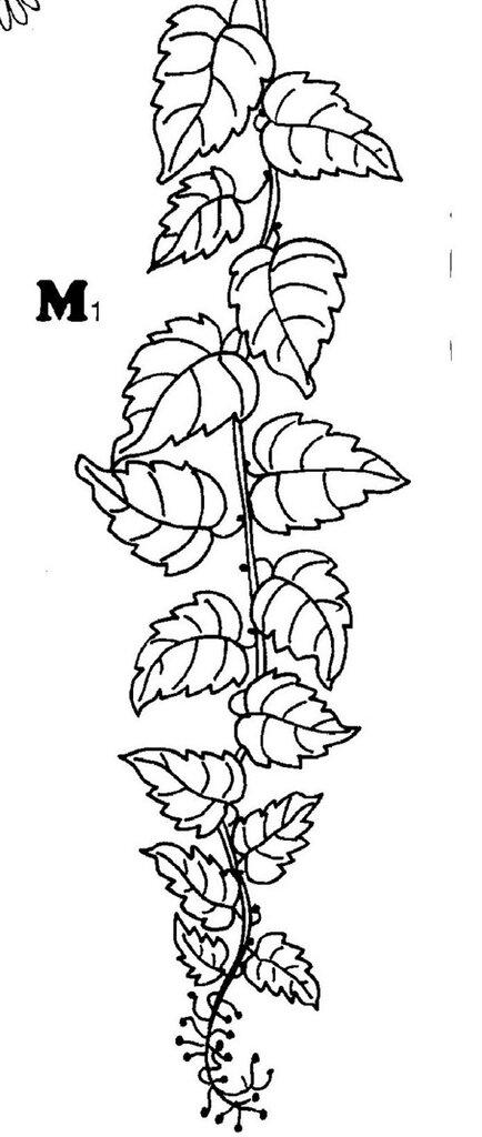 Часть 1 - Рисуем розу - урок