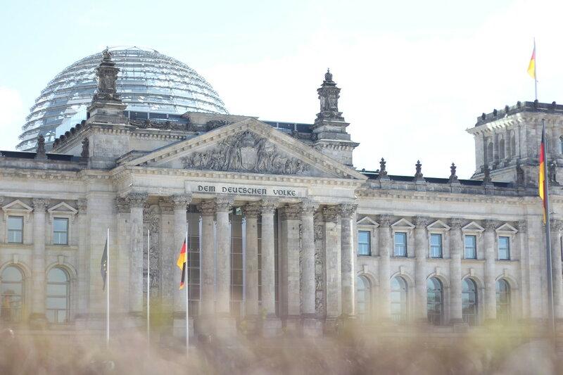 Берлин, апрель 2015