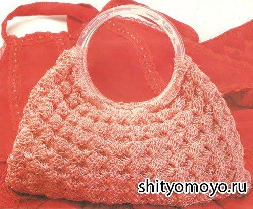 схемы вязания сумок крючком бесплатно доступно для скачивания
