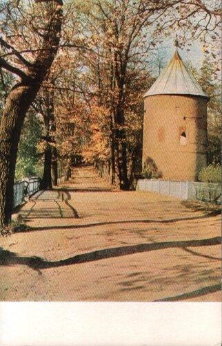 Павловск. 1965. Пиль-башня