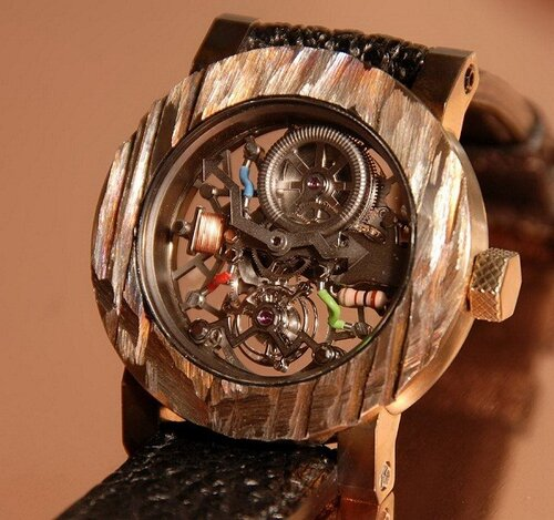 Artya Tesla Skeleton Tourbillon by Yvan Arpa