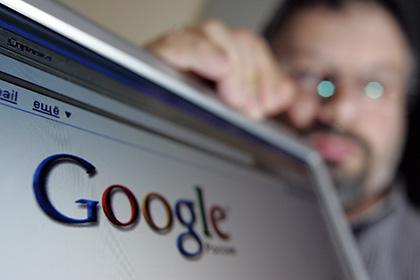 На рынке поисковых систем России Google теснит «Яндекс»