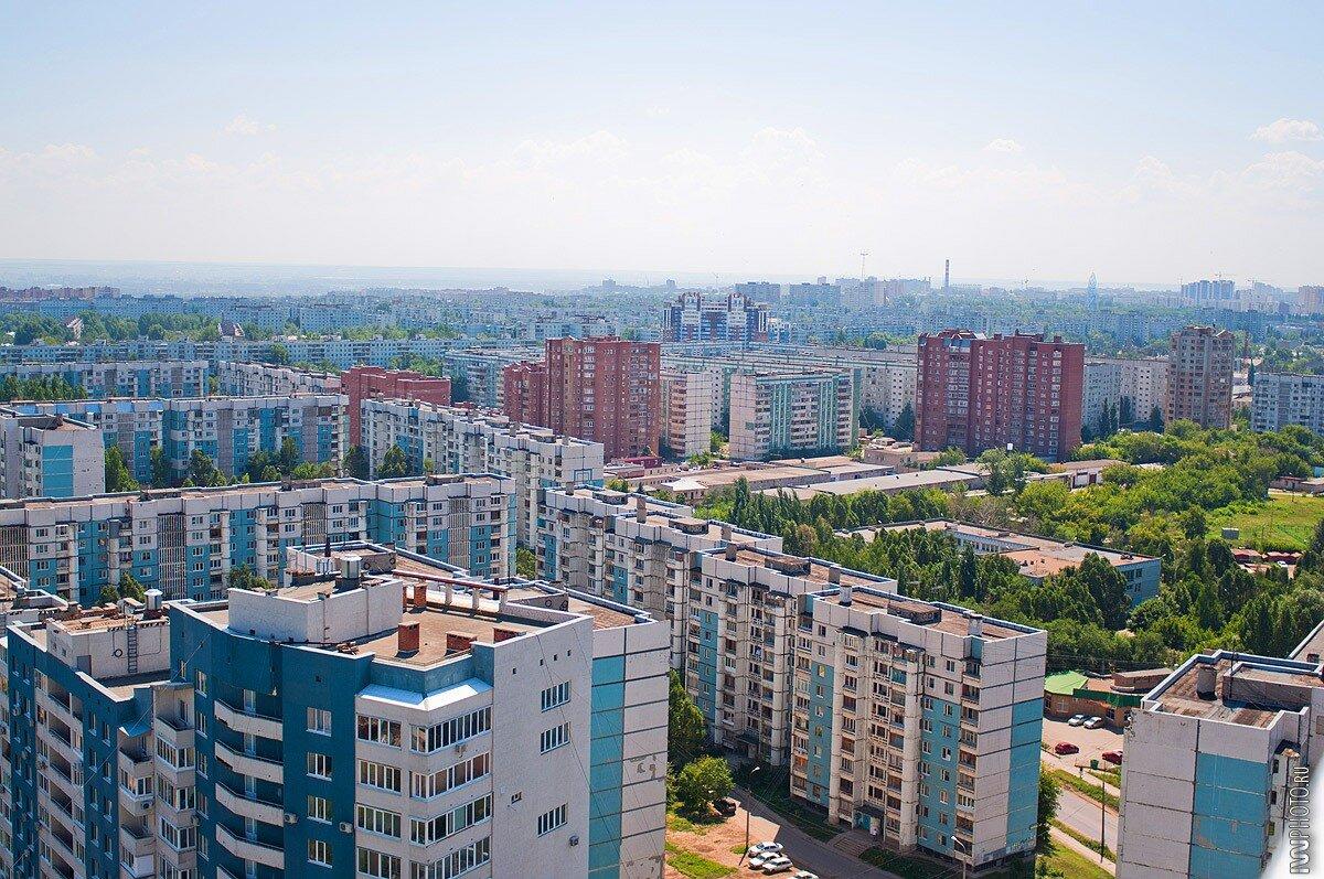 Самара, район ул Аменева, Губанова