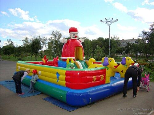 20110821 - Парк в МПС20
