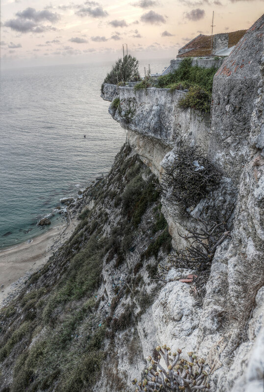 Nazare. HDR photo