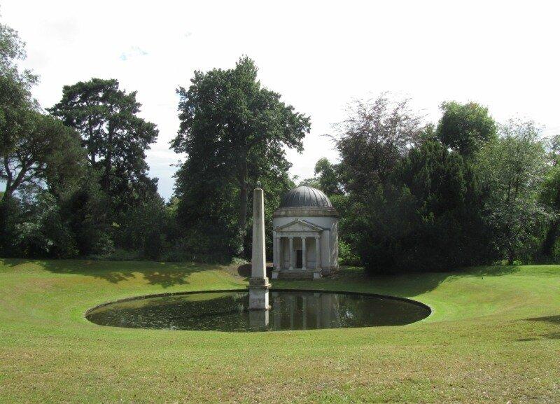 Парк в Чизике