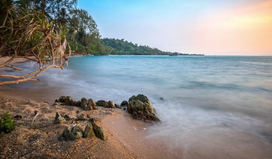 Начиная с1908 года Каеп считался излюбленным местом отдыха французской элиты вКамбодже. Онбыл зна