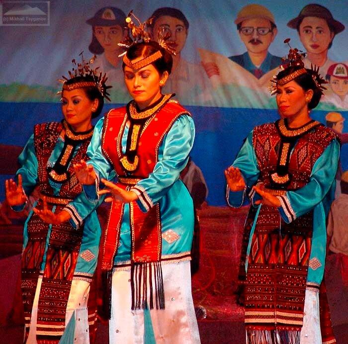 Батакский танец