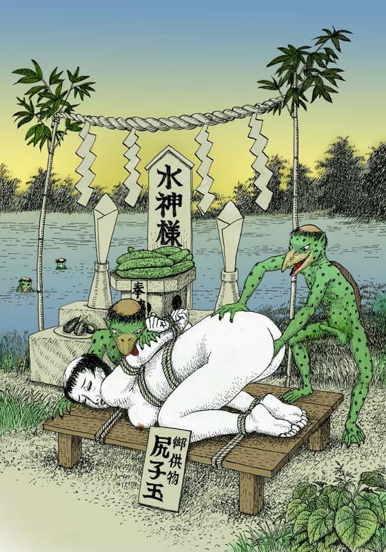 Японский разврать