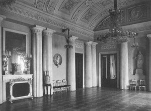 Арапский зал в Зимнем дворце