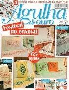 Журнал Agulha de Ouro №153, 2009