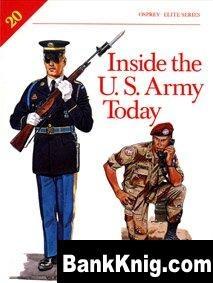 Книга Osprey Elite №20. Inside the U.S. Army Today pdf (scan) 55Мб