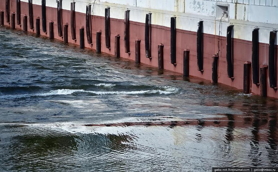 """叶尼塞河上的""""钢铁纤夫""""——苏联克拉斯诺雅尔斯克斜面升船机(二) - 巡航者 - 军工.科技.新知"""