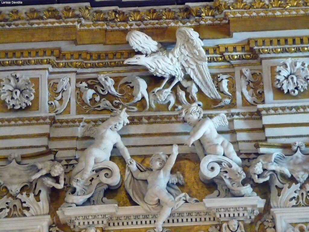 Палатинска капелла замка Кастельбуоно.