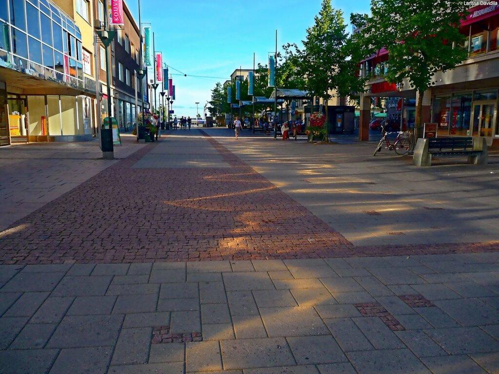 Пешеходная зона