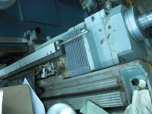 Схемы фрезерных станков -Схема