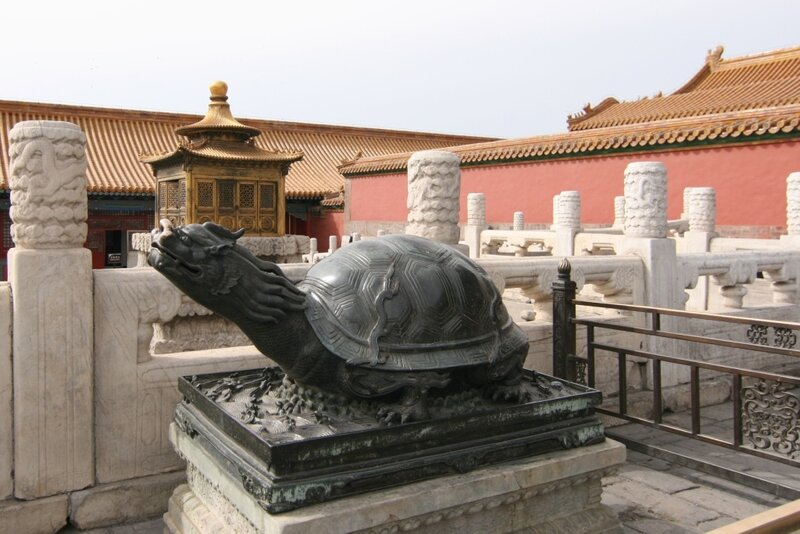 Медная черепаха