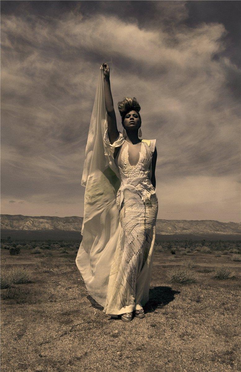модель Бейонси Ноулз / Beyonce Knowles