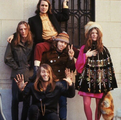 Janis Joplin with Big Brother and the Holding Company, San Francisco 1967