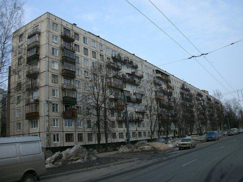 пр. Мечникова 3