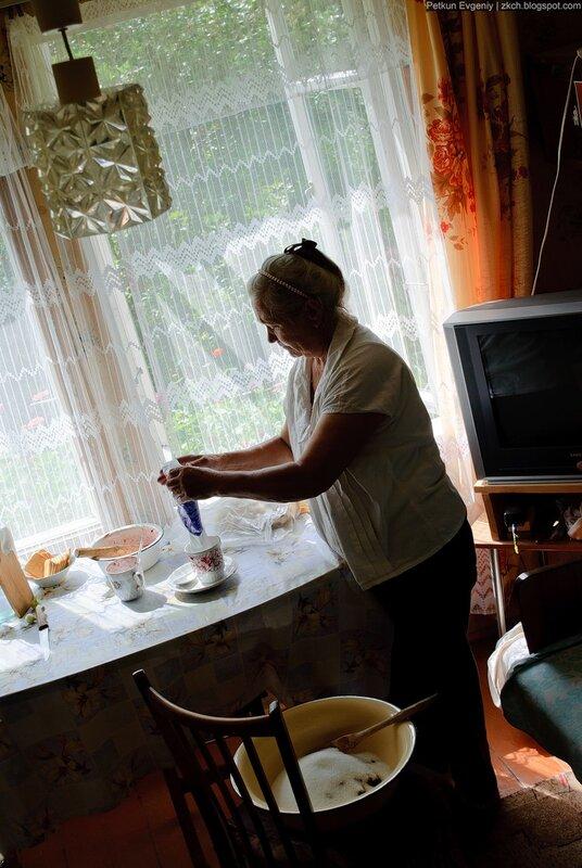 Автор: Петкун Евгений, блог Евгения Владимировича, фото, фотография: бабушка