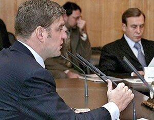 Губернатор Дарькин претендует на место в приморском парламенте