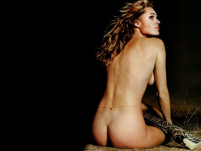 Ребекка Ромин / Rebecca Romijn (310 фото)