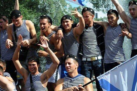 День Военно-морского флота 2011