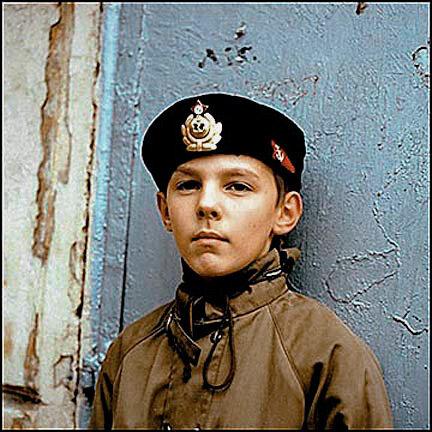 Юный кадет