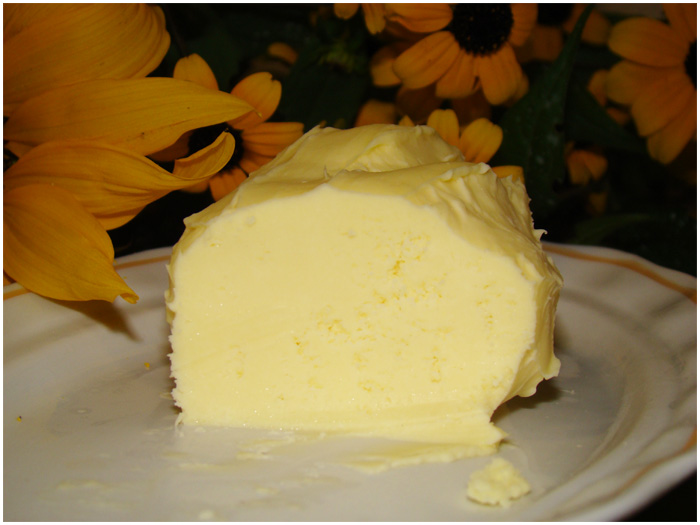 готовим домашнее сливочное масло дома фото рецепт