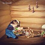 деревенская жизнь (7)