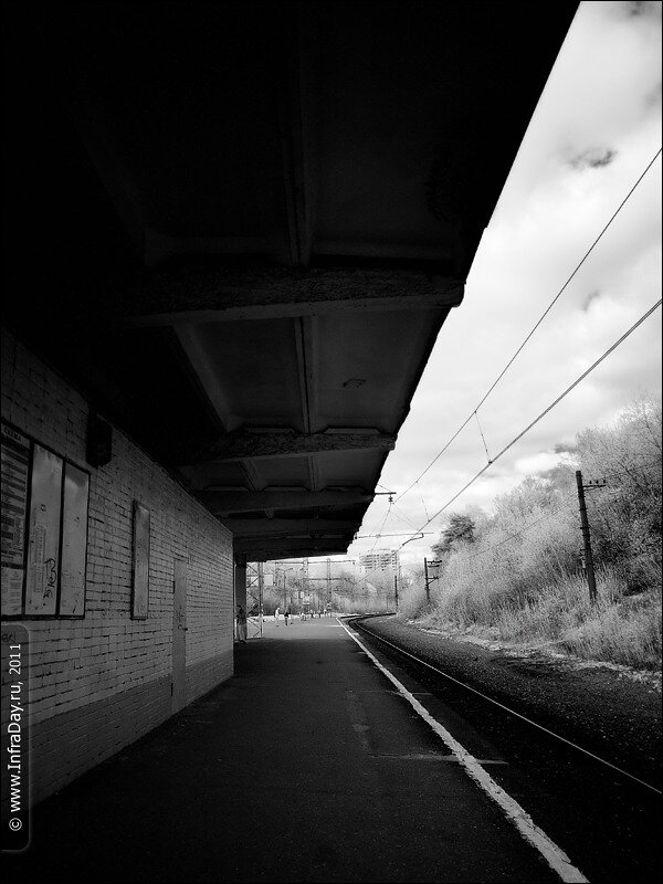 Платформа «Покровское-Стрешнево»