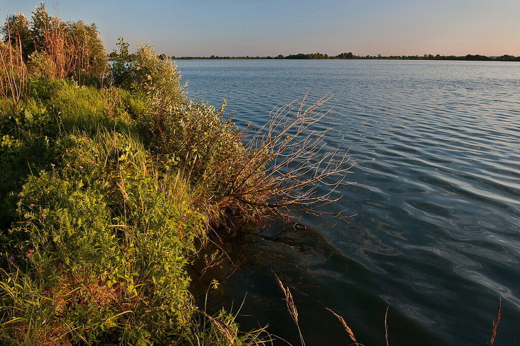 Озеро Тягле.