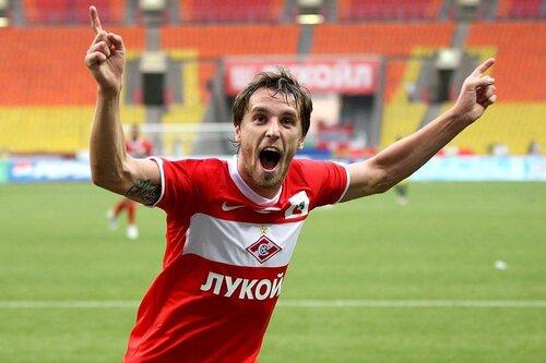 Спартак - Анжи 3:0 14-08-2011