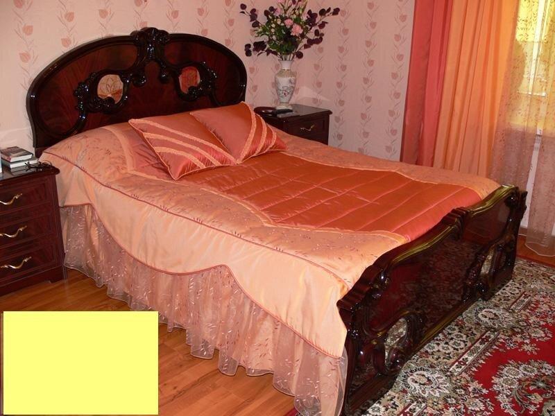 Кровать в спальню своими руками фото
