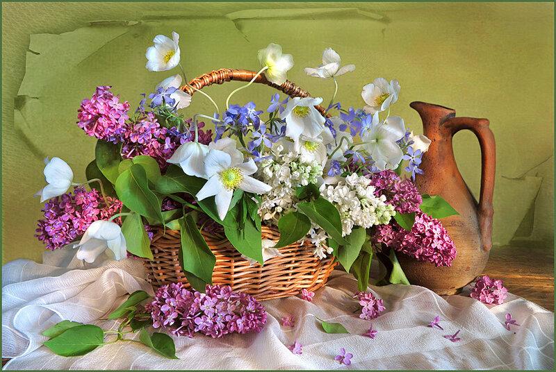 Моя весна!Давай встречать ВЕСНУ triinochka.ru/