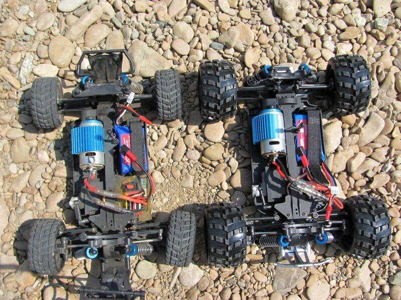 GearBest: Wltoys A979 – полноприводный трагги в масштабе 1/18