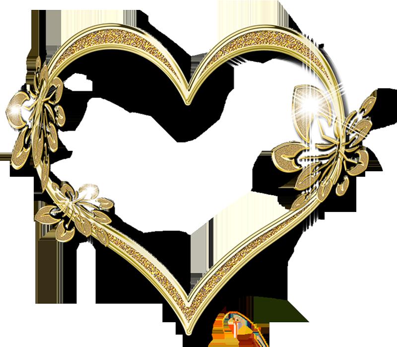 Рамки png сердце