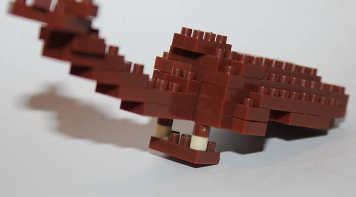 Конструктор LOZ Жук-носорог