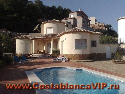 Вилла в Monte Corona, вилла в Монте Корона, Вилла в Bocairent, в Испании, недвижимость в Испании, Коста Бланка, Валенсия, CostablancaVIP