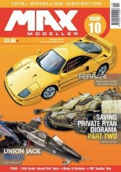 Журнал Max Modeller Issue 10