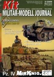 Kit Militar-Modell Journal 2009-03