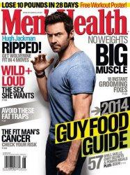 Men's Health №6 2014 USA