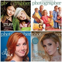 Журнал Professional Photographer №1-12 (2010) US