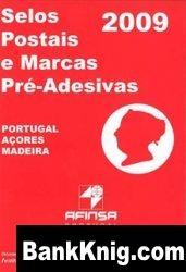 Книга Selos Postais e Marcas Pre-Adesivas Portugal Azores Madeira pdf 27,93Мб